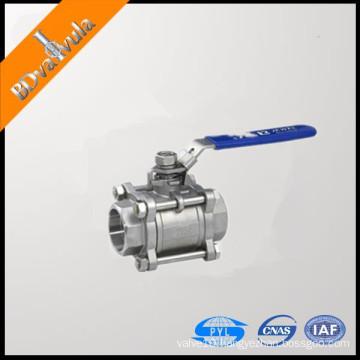 1-PC Welding Ball valve Stainless Steel Ball Valve DN40