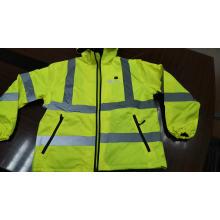 Hi Vis heated jacket 12V