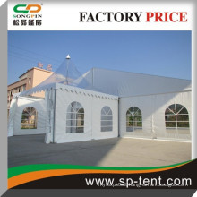 modular party tent 15mx20m with bay distance 5m for outdoors party events