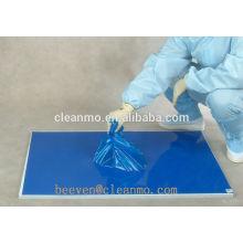 Tapetes adhesivos, tapetes adhesivos en polvo