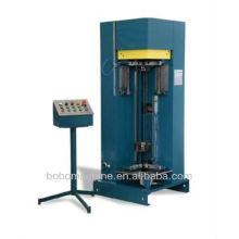 HVAC machine for duct spiro