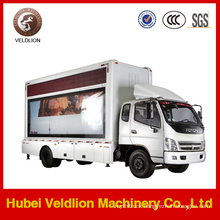 Foton 4X2 P6, P8, P10 Mobile LED Truck