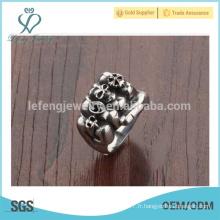 Design de bague de crâne, conception de votre propre anneau, bagues vintage