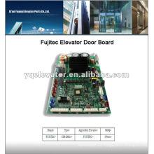 Tablero de la PCB del control del elevador, piezas de recambio del elevador, piezas del elevador de fujitec CIB-DR13