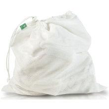 Malha de saco de lavanderia