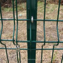 PVC soldado marco panel de la cerca de bajo precio