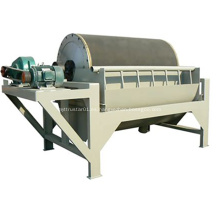 Separador de tambor magnético para equipos de separación de metales para la venta