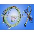 Arnés de cableado cable alambre de montaje de máquinas y lavado de la máquina impresora de owen