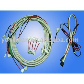 Chicote de fios de fiação cabo fio de montagem para máquinas e lavar máquina impressora owen