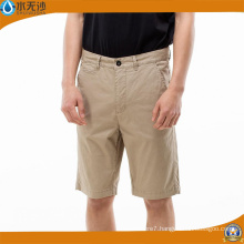 Men′s Fashion Casual Cotton Chino Pants Short Cargo Shorts