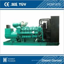 Googol 12 Cylinder Engine 1200kw 1500kVA Дизельный генератор Производитель Цена