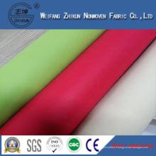 Tissu non tissé de couverture en tissu sur le canapé (100% PP)