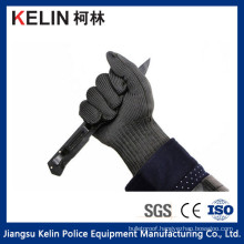Cutting Defense Anti Cutting Stainless Steel Mesh Gloves (KL-008G)