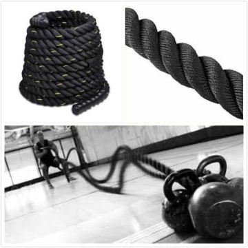 Ganas Durable Fitness Club Equipment Gimnasio Cuerda de potencia