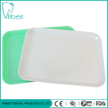 Dental Surgical Instrument Plastic Large Tray