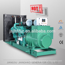 1000KW 1250KVA power diesel generator for sale with cummins engine KTA38-G9