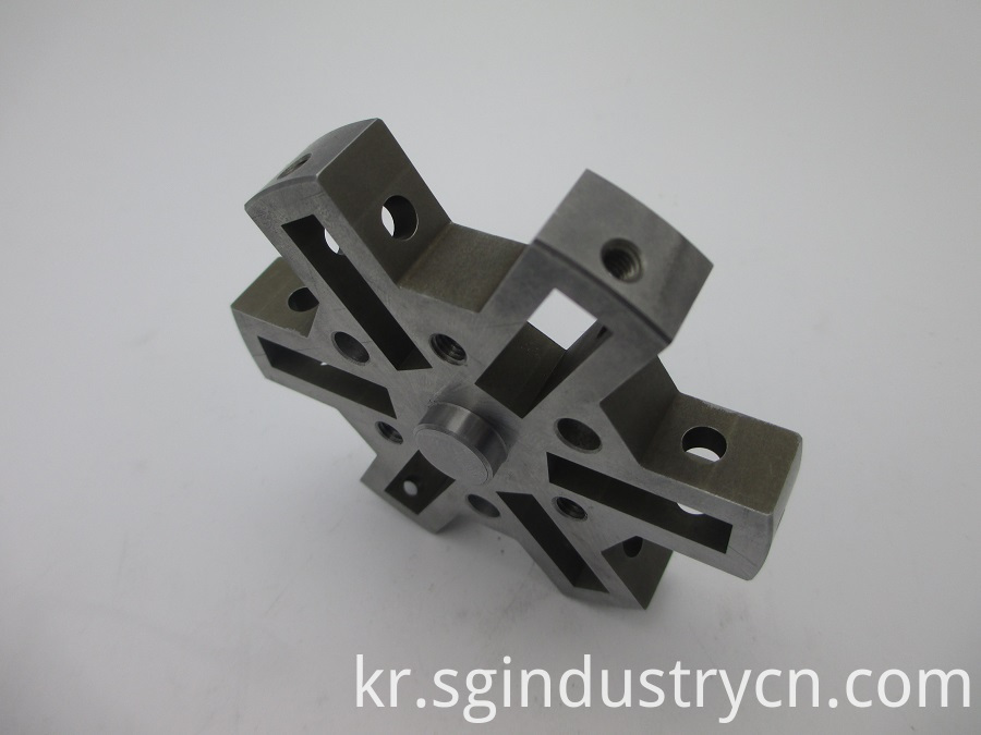 High Speed Wire Cut EDM Parts