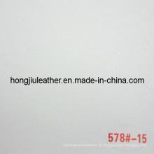 Mobiliário de luxo branco usado semi couro PU