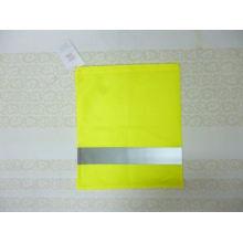 Saety High Visibility Tasche mit Reflexstreifen und Kordelzug