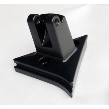 revestimento de pulverização liga de alumínio die casting part