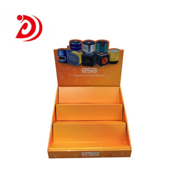 Electronic product counter display boxes