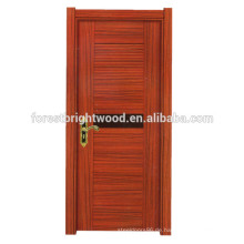 Öffnen Sie Art Melamin-Holztür der Art- und Weiseschwingen-offenen