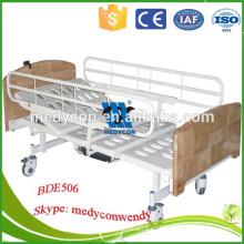 2 Funktionen Holz Kopfteil elektrische Krankenhaus Patient Betten