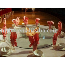 Guardanapos, guardanapos do poliéster, guardanapos de uso para hotel/banquetes
