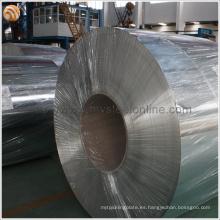 ASTM A623M & EN10202 Tapa de corona de metal Usado Laminado de placa de estaño de Jiangsu
