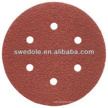 Disco de lija de óxido de aluminio de 115 mm para pulir o pulir