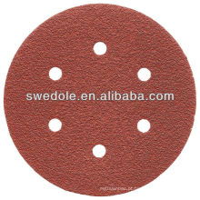 Disco de lixamento de óxido de alumínio de 115mm para polimento ou polimento