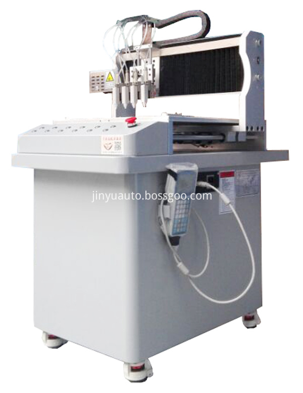 AB glue dispensing machine