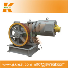 Elevator Parts|KT41C-YJF160WL-VVVF|Elevator Geared Traction Machine|elevator spare parts