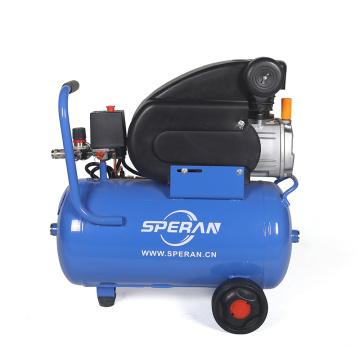 Precio barato OEM eléctrico 2hp 3hp portátil 110v 220v mini compresor de aire de accionamiento directo