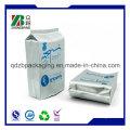 Custom Printed Heat Seal Aluminum Foil Bags with Tear Notch