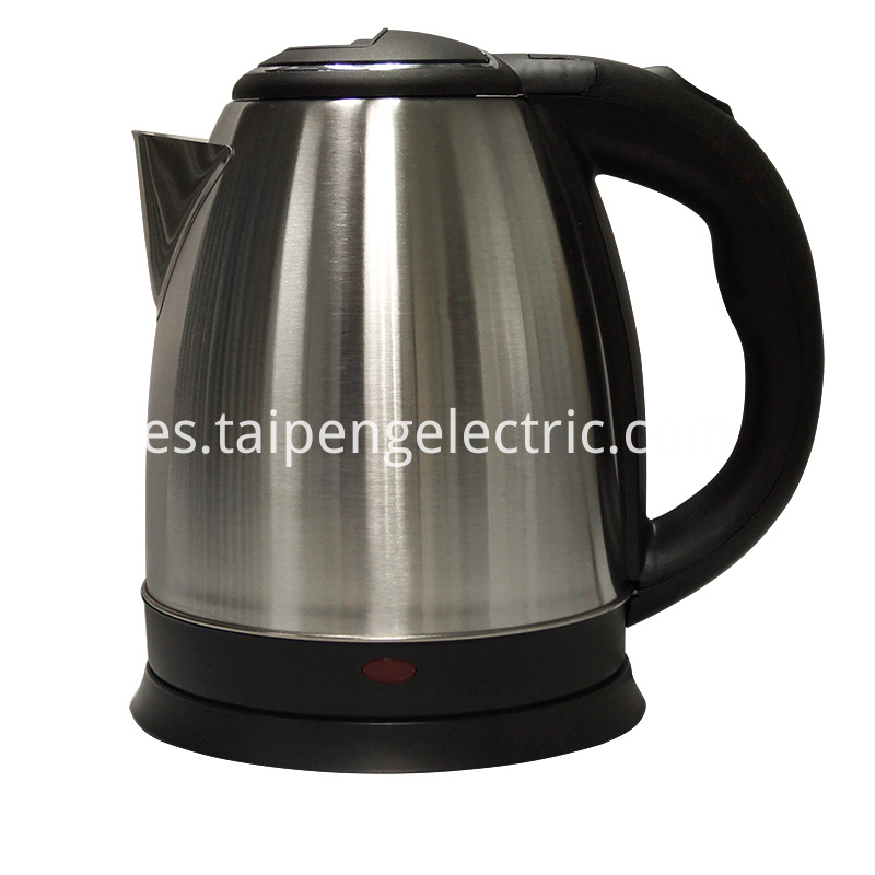 Istant stainless steel kettle