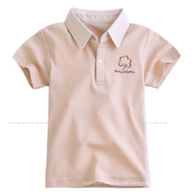 100% Nature Color Cotton Baby T-Shirt
