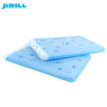 Congelamento frio plástico livre do tijolo do HDPE de BPA
