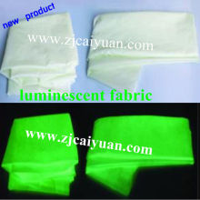 high Visibility luminescent fabric