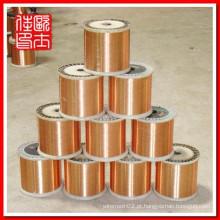Fábrica do fio de cobre de 1.5mm 9mm