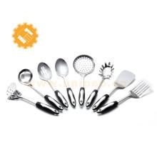 Conjunto de utensílio de cozinha de alta qualidade melhor venda de utensílios de cozinha