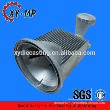 CNC good performance aluminum die-casting parts die casting auto parts