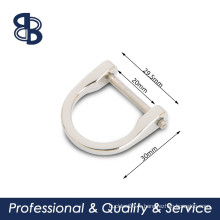 Vis d ring for handbags