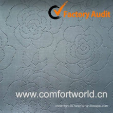 Semi-pu muebles cuero decorativo