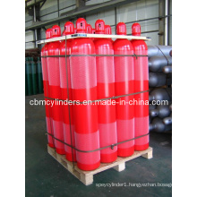 Carbon Dioxide Gas Cylinders 43.3L (DOT-3AA Std.)