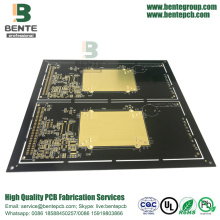 FR4 Tg150 Multilayer PCB 4-laags PCB ENIG 3U