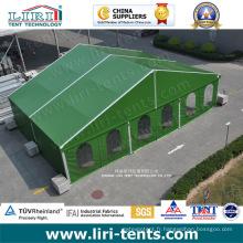 Tente militaire verte d'armée d'utilisation d'hiver avec le mur de PVC