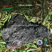 SiC Manufacturer 98.5% Pureza Black Silicon Carbide