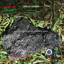 SiC Fabricant 98,5% de pureté en carbure de silicium noir