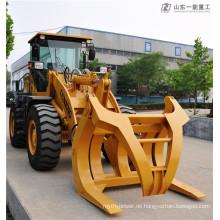Holzgreifer Log Wheel Loader